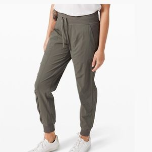 "Dance Studio Joggers 29"" in Grey Sage"